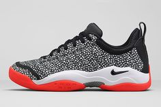 Looks like ol' Pistol Pete has changedhis style since retiring from the court. It's out with the white and in with the Safari print on this new colourway hit the Air Oscillate. A total 180…