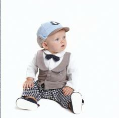eb818853d5 Baby Boy Formal Romper Suit in Full Sleeves in India