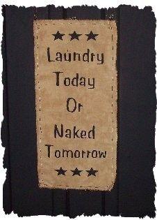 My new motto 2 get boys 2 put laundry away!!