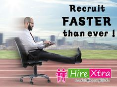 Recruit Faster than ever,reach us with your staffing queries & get 100% results