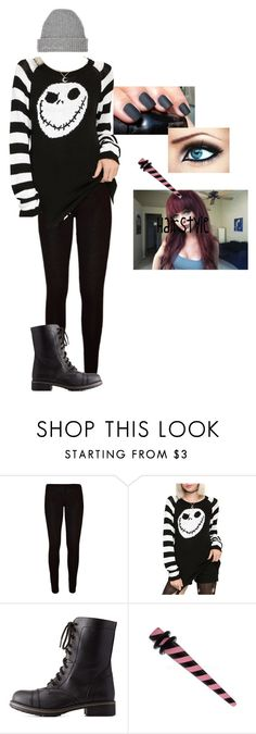 """""""Untitled #266"""" by katelyn-vestal ❤ liked on Polyvore featuring Charlotte Russe and Orwell + Austen"""