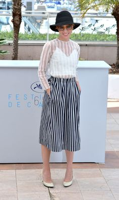 Parker Posey. See all the best looks from the 2015 Cannes Film Festival.