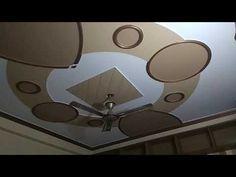 Plus minus pop design / Rk smart ideas Pop Ceiling Design, Pop Design For Roof, Ceiling Design Living Room, Duplex House Design, House Front Design, Bedroom Pop Design, Plafond Staff, Backdrop Tv, Pooja Room Door Design