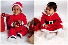 Weihnachten rückt immer näher und vielleicht möchte ja der ein oder andere sein Mäuschen an diesem Tag als Weihnachtself oder Wichtel verkleiden. Es gibt für Babys und Kinder auch richtig schöne Weihnachtskostüme für wenig Geld.