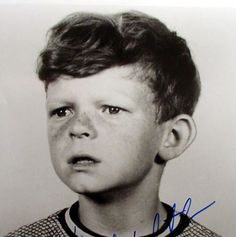 Johnny Whitaker from Family Affair