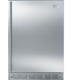 GE Monogram - ZIFS240HSS - Compact Refrigerators