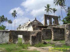 Mahurubi palace #Travel #Tanzania