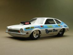 Drag Racing Model Cars | Slot Car Drag Racing