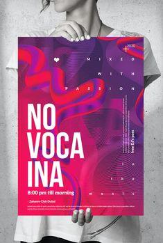 Big Poster Design Progressive Music Event Template PSD Dj Free, Event Template, Poster Templates, Big, Music, Design, Grief, Musica, Musik