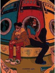 Indie Kunst, Indie Art, Art And Illustration, Avatar The Last Airbender Art, Avatar Aang, Cartoon Kunst, Art Anime, Black Girl Art, Cartoon Art Styles