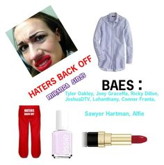 """""""Miranda Sings <3"""" by weirdlikethat ❤ liked on Polyvore"""