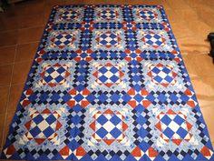 Bonnie Hunter pattern, Easy Street