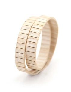 TWIN FRASSINO #bracelet #fashion #woodbracelet #wood #design #madeinitaly