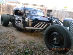 1939 Chevy Pickup Ratrod