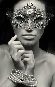 forreal if no one has a masquerade i'm just gonna wear this to a normal party