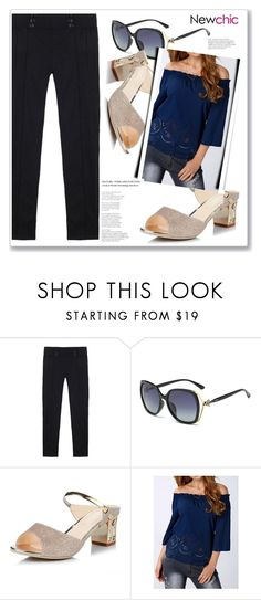 """""""newchic"""" by sejla15 ❤ liked on Polyvore"""