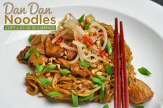 Copycat PF Chang's recipe!!!  Dan Dan Noodles