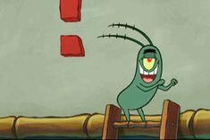"I got Plankton! Which ""SpongeBob"" Villain Are You?"