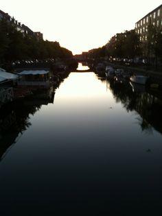 Stille morgen på Havnen