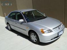 2001 Honda Civic - $9,900 plus on-road, dealer, 83,000 km