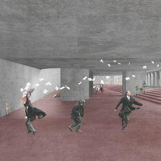 London Public Library, Marco Gatti + Filippo Brutto - BETA