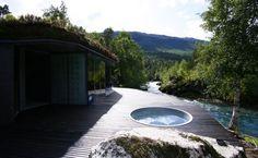 Minimalist Juvet Landscape Hotel in Norway