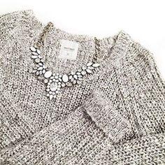 Snow White Statement Necklace - #fashion #fashionstyle #fashionista  #style #stylish #girly #jewelry - 24,90 @happinessboutique.com
