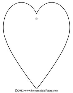 Click here for your re-usable heart template...