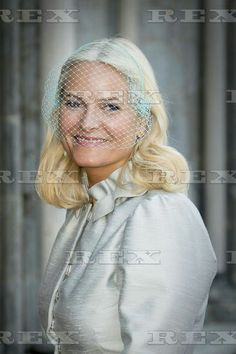 25th Anniversary of the Coronation of Sonja and Harald, Trondheim, Norway - 23 Jun 2016  Crown Princess Mette-Marit 23 Jun 2016