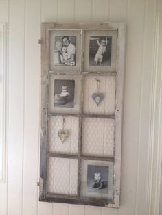 I'm a sucker for this eye-catching photo Window Frame Crafts, Old Window Projects, Window Frames, Window Frame Ideas, Barn Door Decor, Shutter Decor, Old Windows, Room Wall Decor, Diy Furniture