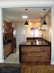 The Best Kitchen Design Kitchen Room Design, Kitchen Cabinet Design, Interior Design Kitchen, White Kitchen Decor, Home Decor Kitchen, Home Kitchens, Kitchen Ideas, Style At Home, My House Plans