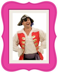 Captain Feathersword Wiggles Party, The Wiggles, Printables, Birthday, Birthdays, Printable Templates