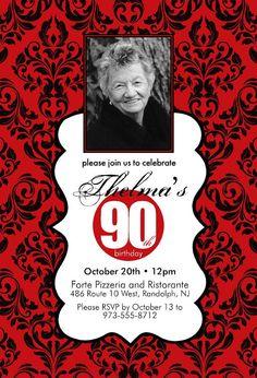 febefc68f5d60cbe8210a47a52803c16 th birthday invitations party invitations 90 years birthday invitation templates printable free,Birthday Invitations 90 Year Old Woman