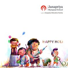 Hope your life is framed with all colours of love and happiness today and always! Happy Holi !