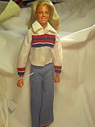 Bionic Woman doll by Kenner. I believe I had her as a child, but I'm not certain. I loved the show, though!