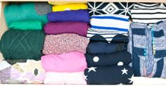 This is my Coloured Sweaters drawer; Chinti and Parker does the most cozy and special cashmeres, Markus Lupfer does playful like no on else, and J. Crew and Uniqlo are my go-to brands when it's time to stock up!Sweaters, Various Designers #inline_04