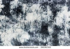 Detailed view of black and white background with rusty grunge texture effect. Photo of the wall covered with seaweed. Black And White Background, Seaweed, Grunge, Stock Photos, Texture, Abstract, Wall, Surface Finish, Summary