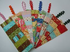 bookmarks from scraps