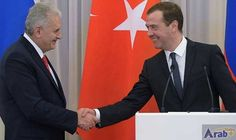 Russian-Turkish PMs agree to quickly restore bilateral…