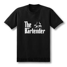 Funny Gift For Bartender shirt casual