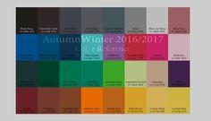 AW16/17 colour - Google keresés