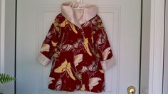 Child's Butterfly Car Coat 4 years C85/15 by zoya49 on Etsy