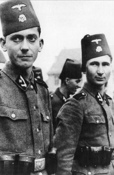 13th Waffen Mountain Division of the SS Handschar (1st Croatian)