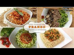 Cosa mangio per PRANZO durante la settimana - YouTube