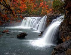 A family favorite! Little River Falls, Little River Canyon National Preserve ~ Alabama