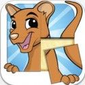 A puzzle app with a little something different. And it's free! Educational Apps For Kids, Great Apps, Animal Games, Forest Animals, Scooby Doo, Preschool, Animation, Fun, Puzzles