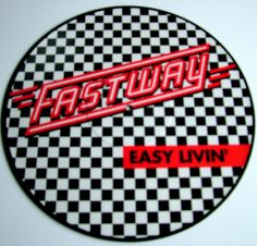 Fastway Picture Disc https://www.facebook.com/FromTheWaybackMachine