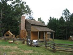 Secrest Homestead in Waxhaw NC **My great-great grandmother & grandfather's homeplace