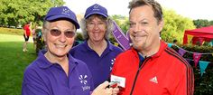 parkrun is working with Join In to support the Big Help Out, our nationwide campaign to inspire new volunteers into community sport. Give Volunteer, Anne Davies, Eddie Izzard, Sports Personality, Sports Clubs, Volunteers, How To Become, Rain Jacket, Windbreaker