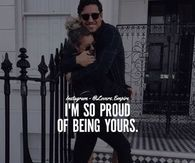 I'm So Proud Of Being Yours
